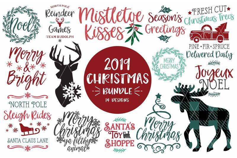 christmas-svg-bundle-2019-dxf-png-14-designs