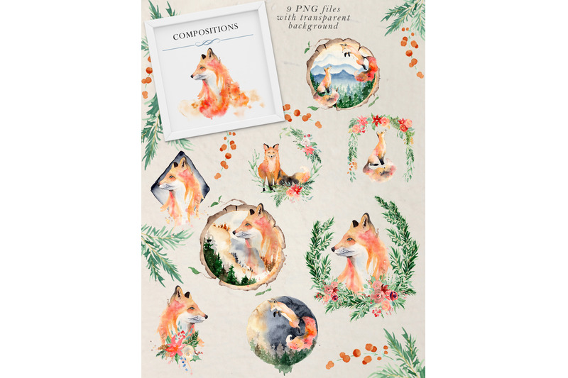 woodland-story-vol-2-foxes