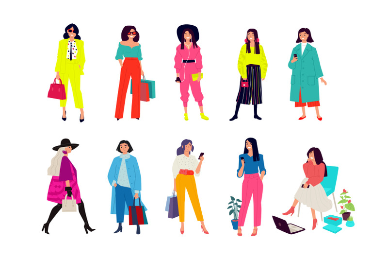 fashionable-beautiful-girls