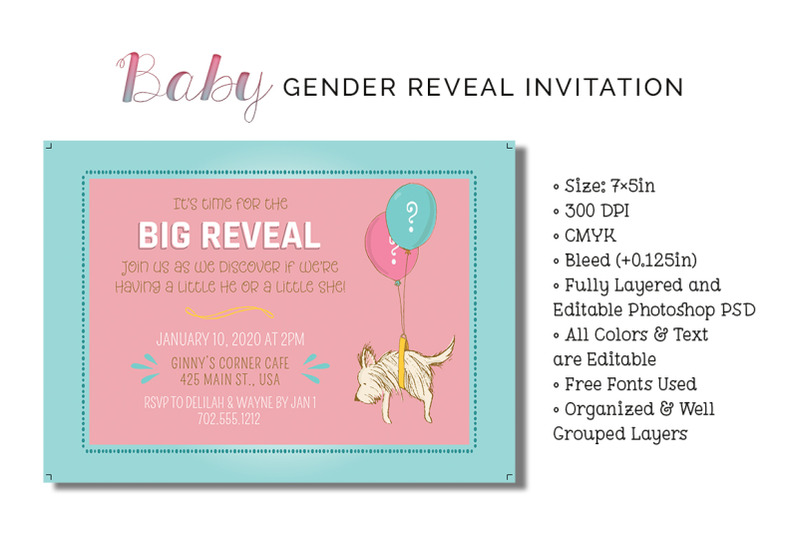 baby-gender-reveal-invitation