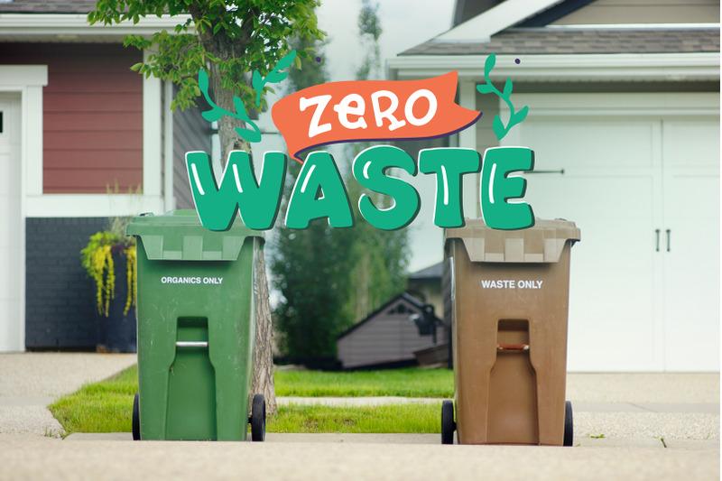 lettreing-set-of-zero-waste