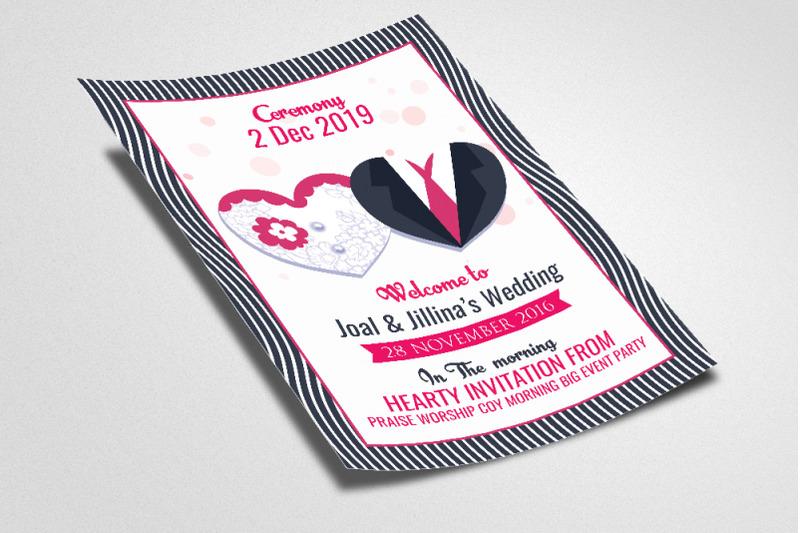 wedding-invitation-flyer-template