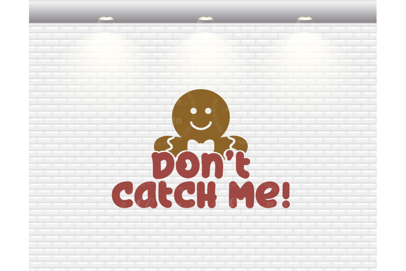 gingerbread-don-039-t-catch-me-svg