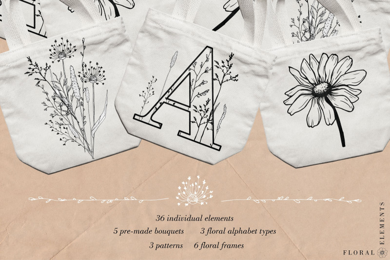 hand-drawn-graphic-floral-collection