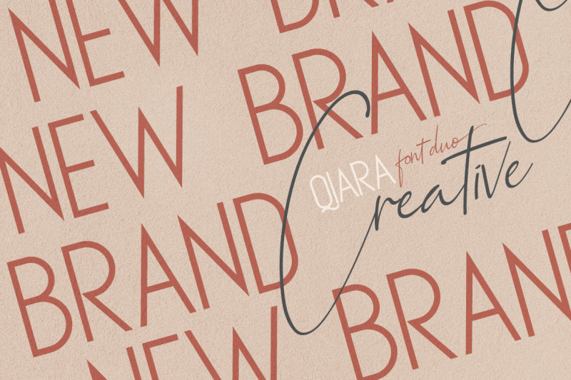 qiara-collection-font-duo
