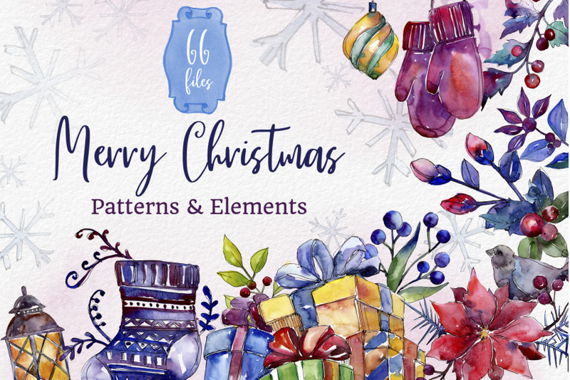 set-of-illustrations-christmas-miracle-watercolor-png