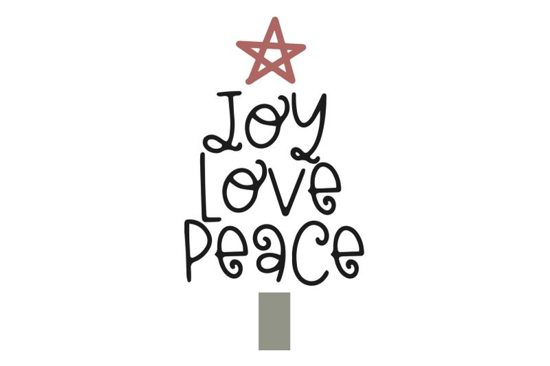 christmas-kisses-fun-holiday-font