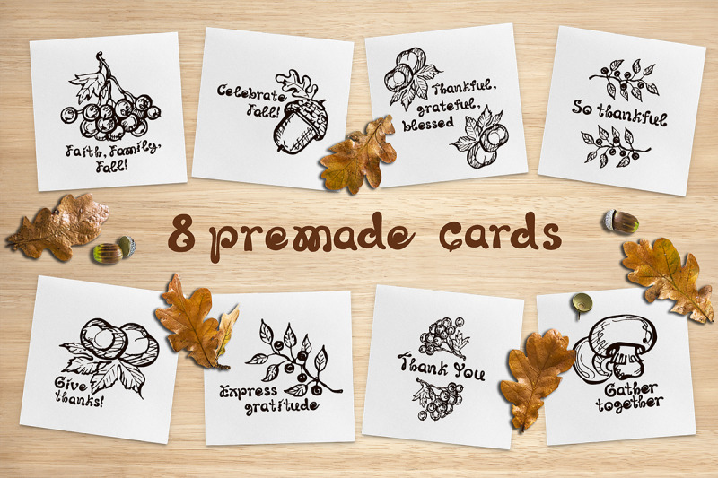 8-hand-drawn-fall-cards-with-text