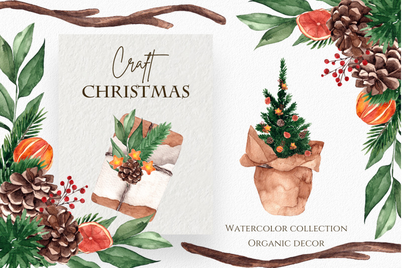 craft-christmas-organic-decor