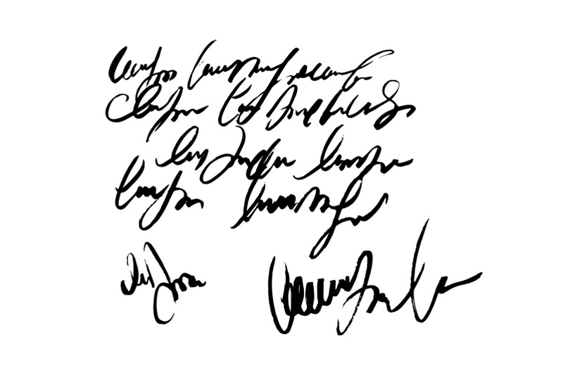 unreadable-handwriting-font-signature-text