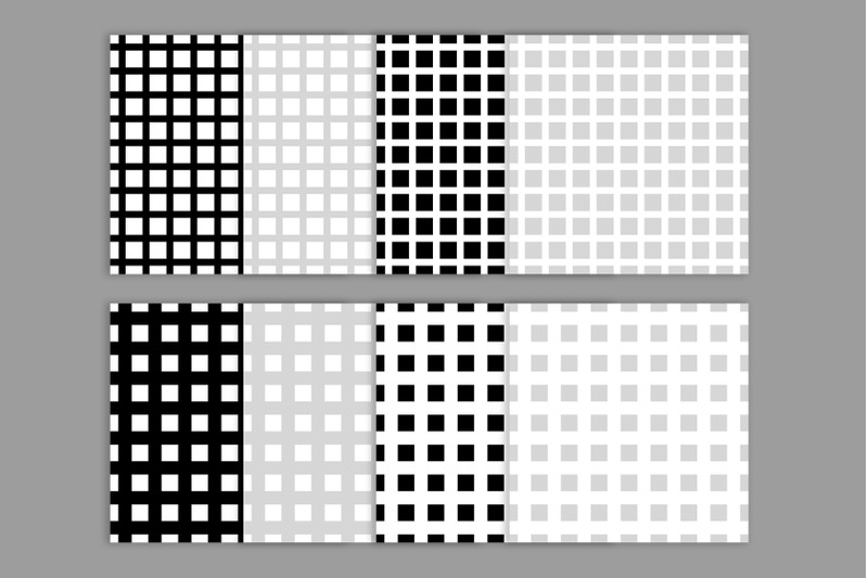 black-amp-white-seamless-grid-digital-paper