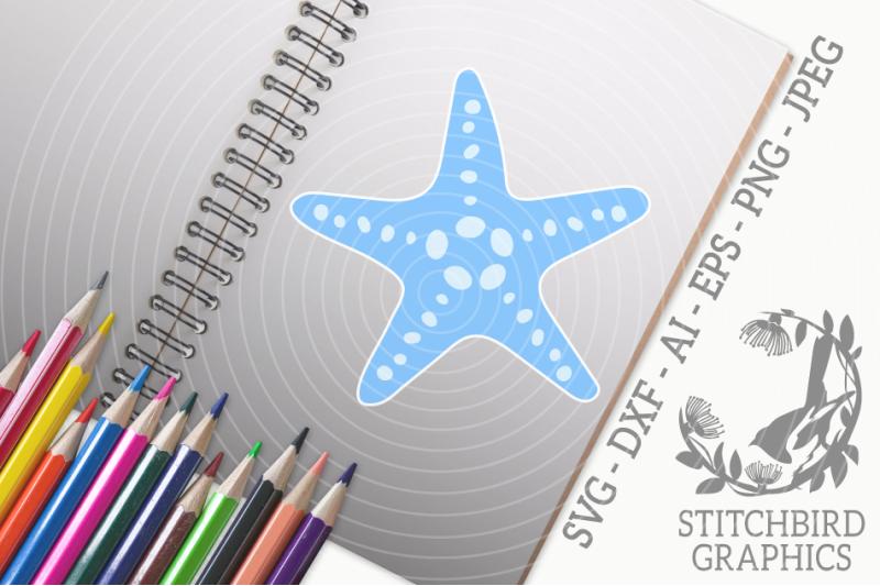 starfish-2-svg-silhouette-studio-cricut-eps-dxf-ai-png
