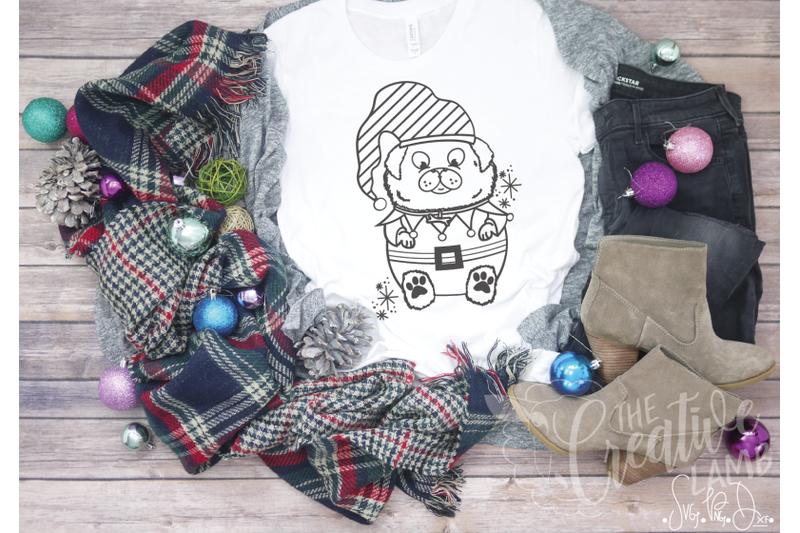 christmas-pug-holiday-svg-ugly-sweater-cut-file