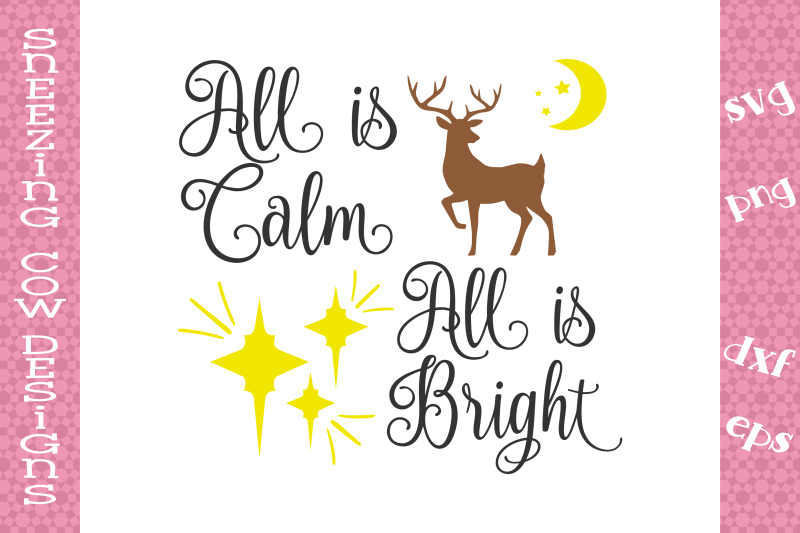 all-is-calm-all-is-bright