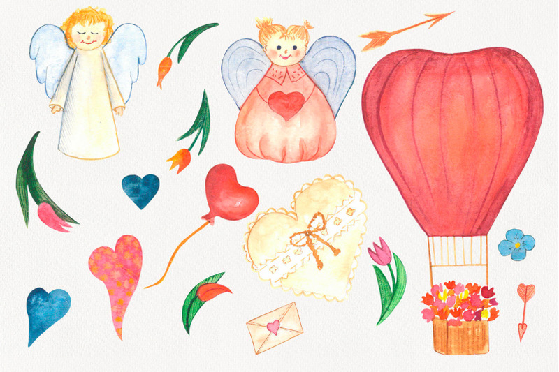 watercolor-angel-clipart