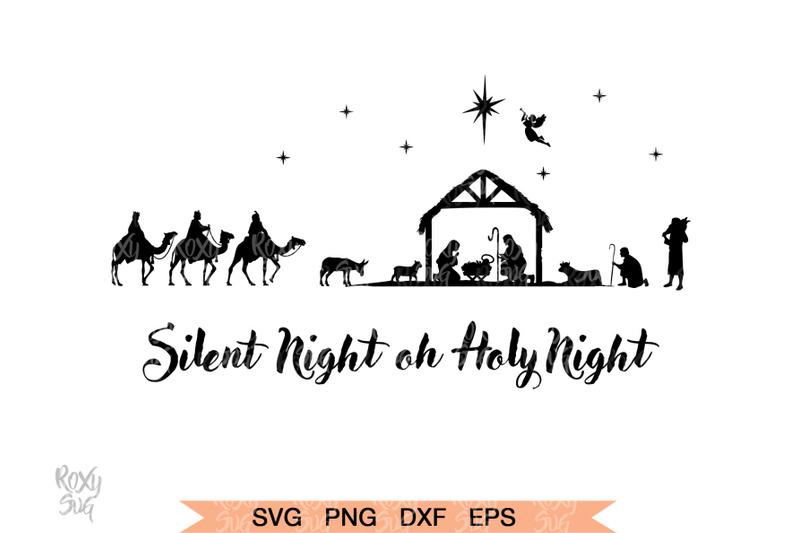 nativity-svg-nativity-scene-svg
