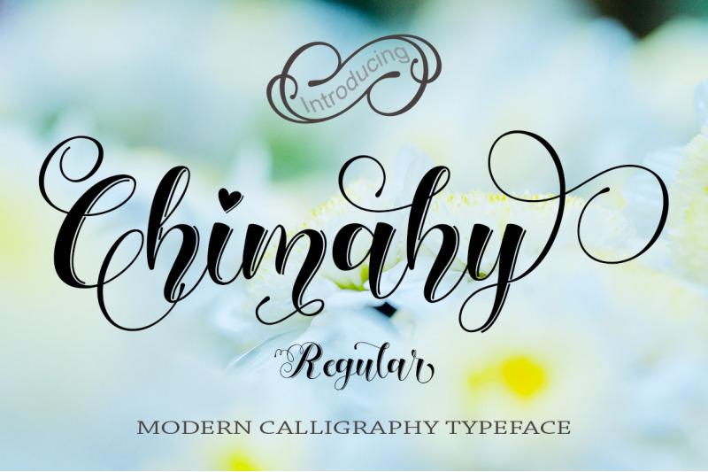 chimahy-regular