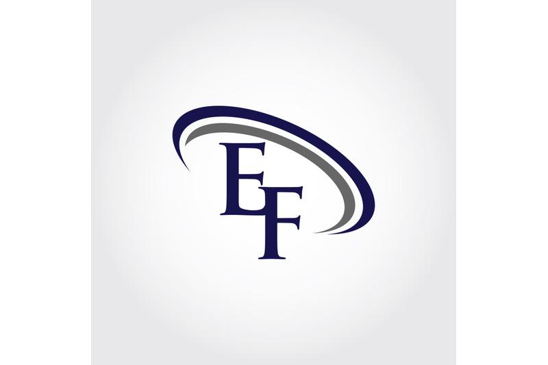 monogram-ef-logo-design