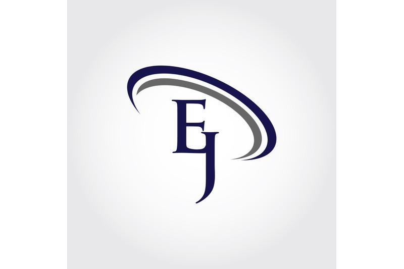 monogram-ej-logo-design