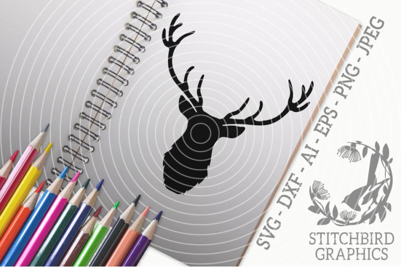 stag-head-2-svg-silhouette-studio-cricut-eps-dxf-ai-png-jpeg