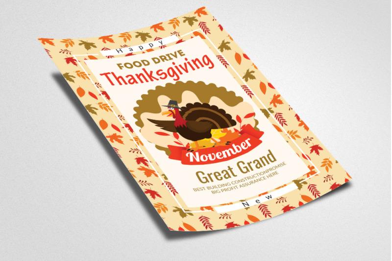 thanks-giving-celebration-flyer-template