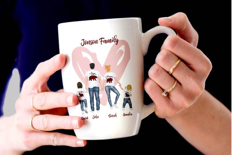 family-clip-art-parents-clipart-kids-clipart-papa-bear