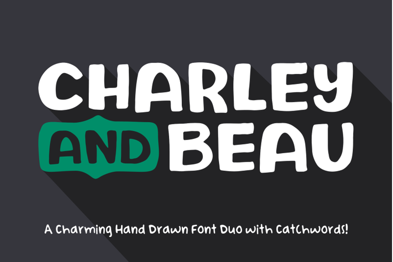 charley-and-beau-font-duo