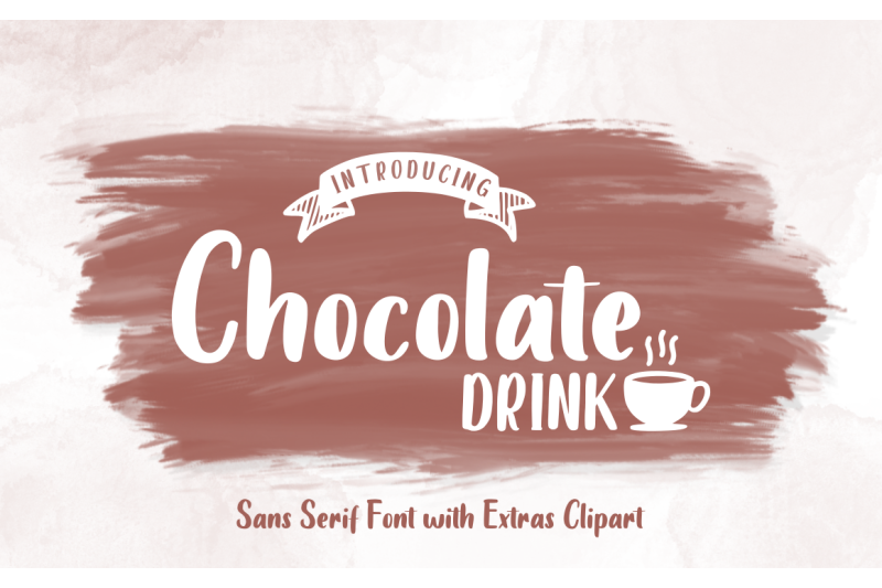 chocolate-drink-font