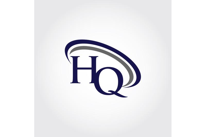 monogram-hq-logo-design