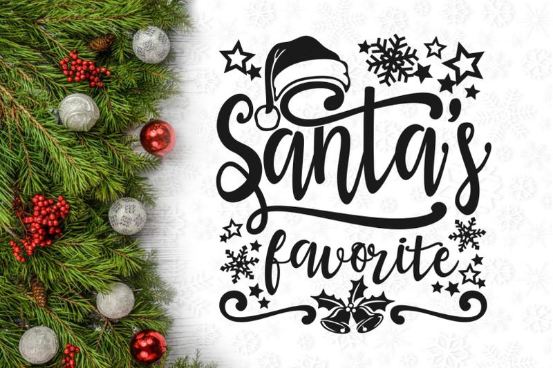 santa-039-s-favorite-quote-christmas-svg-design