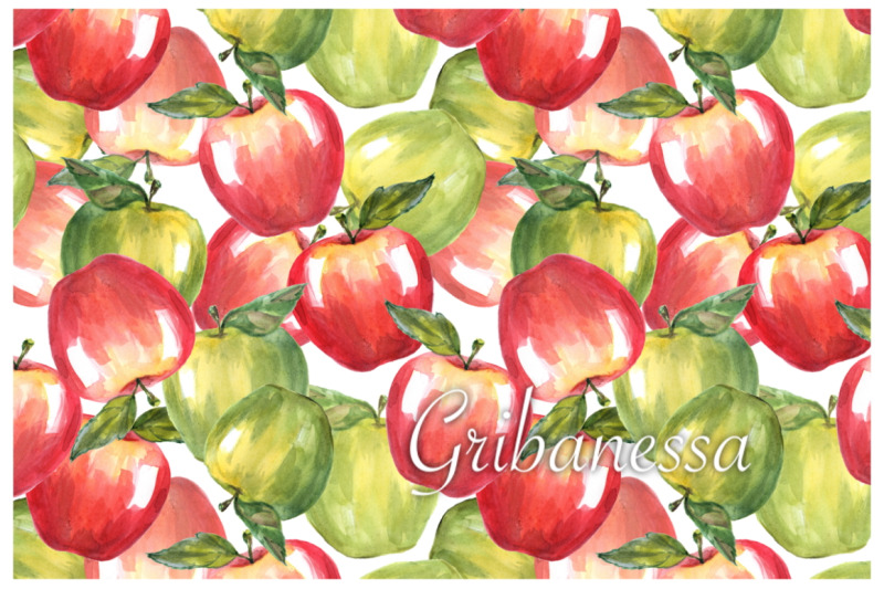 seamless-pattern-of-apples