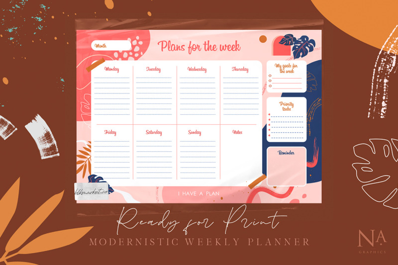 modernistic-weekly-planner