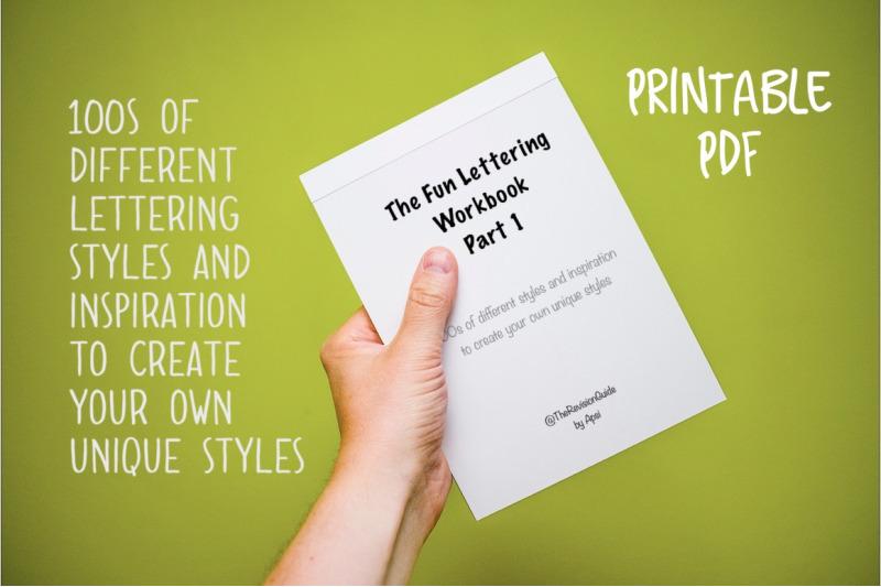 sale-lettering-journaling-bundle