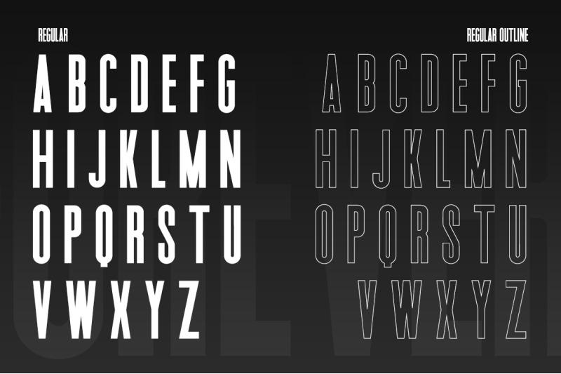 forever-freedom-font-family