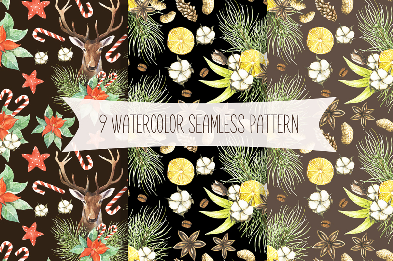 magical-christmas-patterns