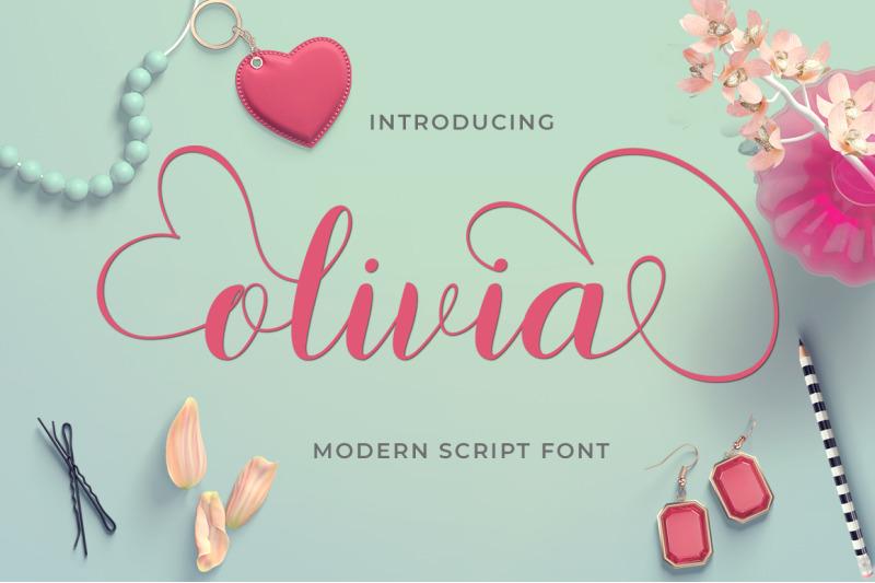 olivia-script