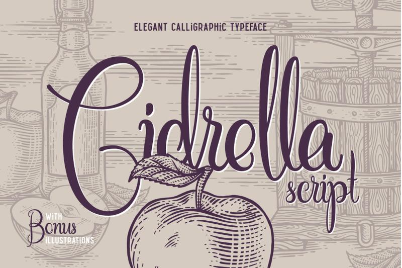 calligraphic-fonts-bundle