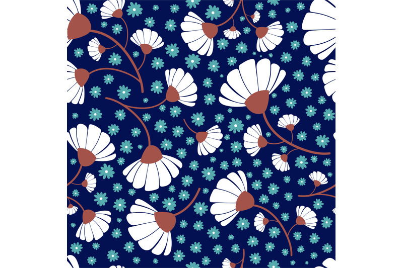 daisy-flowers-seamless-repeating-pattern
