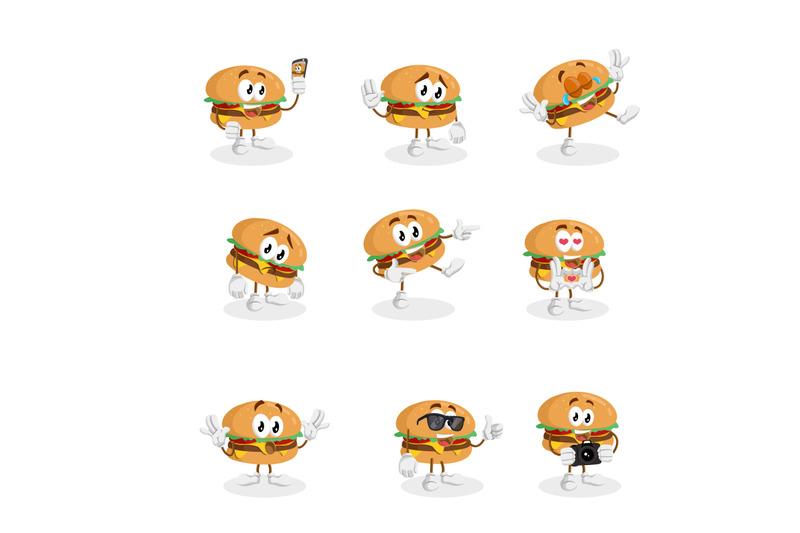 burger-mascot-logo