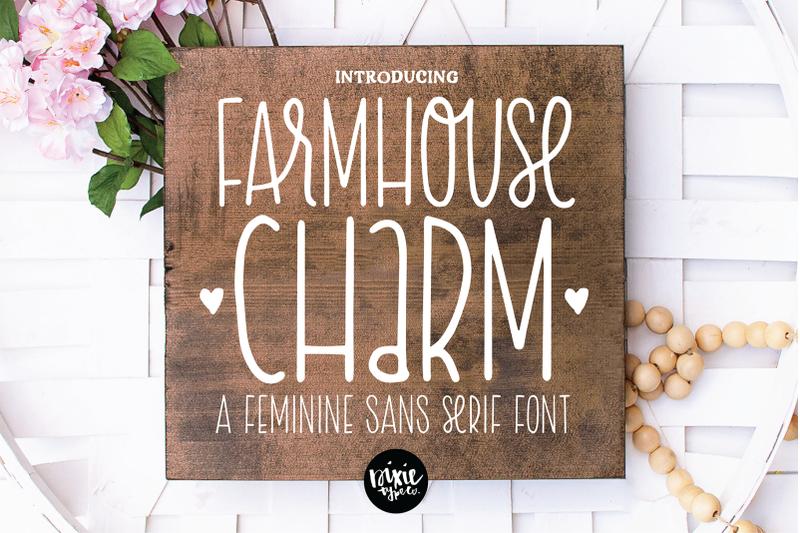 farmhouse-charm-a-skinny-sans-serif-font