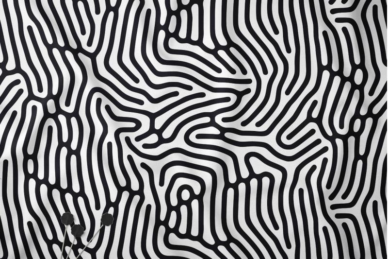 24-organic-seamless-patterns-set