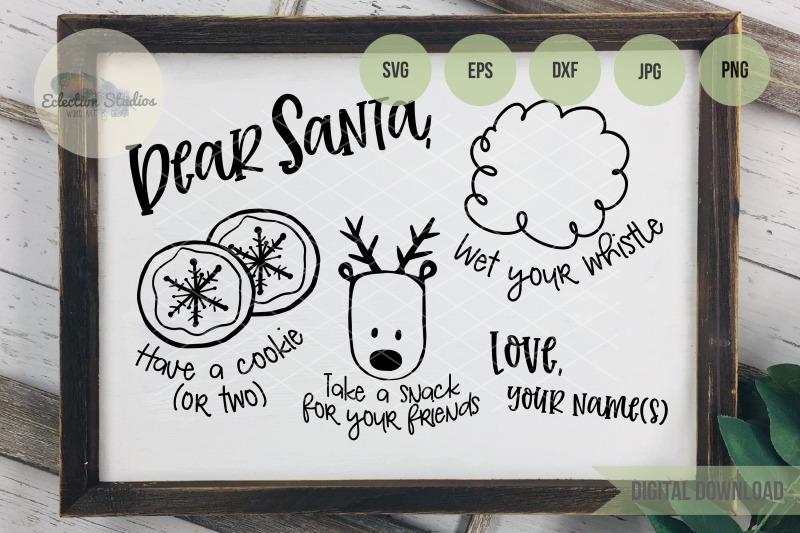 dear-santa-doodle-cookie-tray-svg