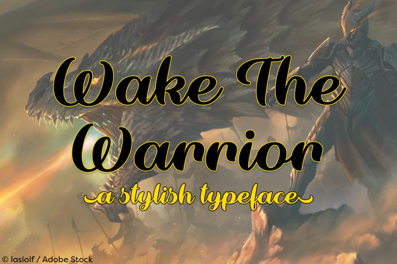 wake-the-warrior