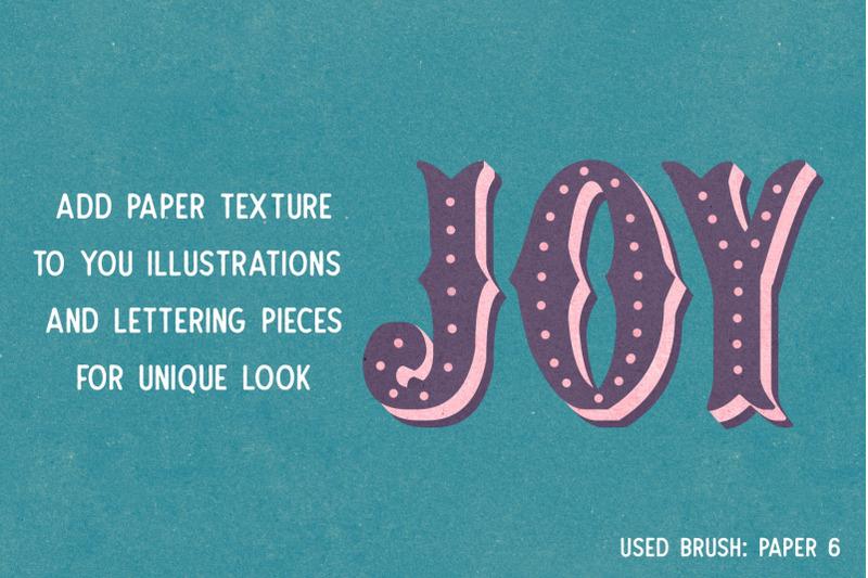 procreate-paper-texture-brushes