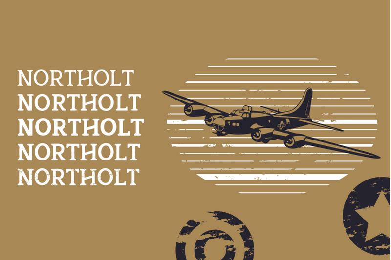 northolt-a-slab-serif-font-family