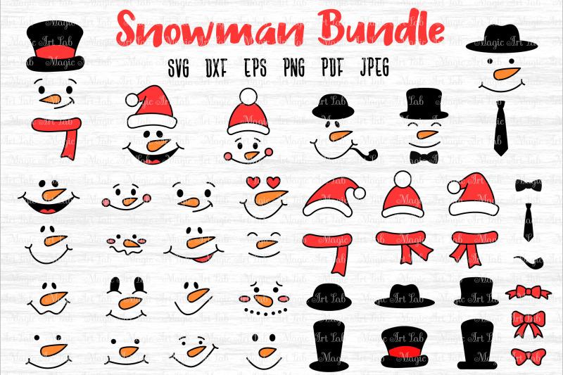 snowman-face-svg-christmas-svg-snowman-svg-snowman-bundle