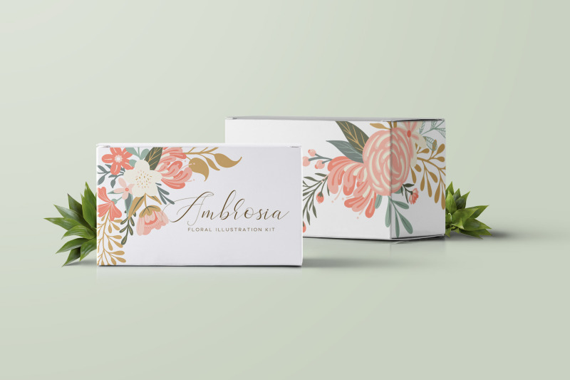 ambrosia-floral-illustration-clip-art-kit