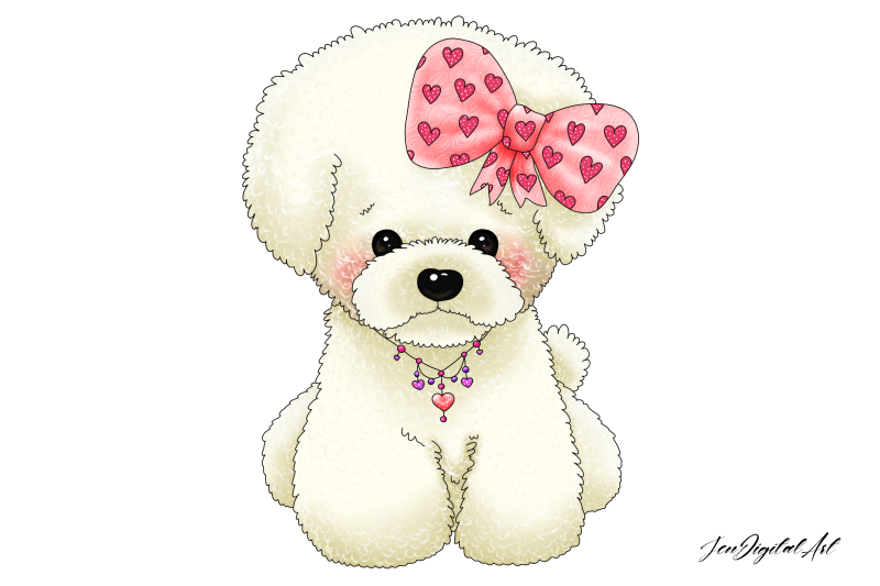 cute-dogs-designer-clip-art-set-png-jpeg-illustrations