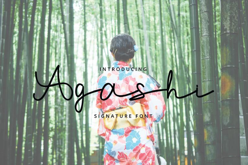 agashi-signature