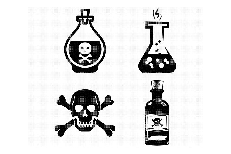 acid-bottle-svg-poison-svg-svg-file-svg-cutting-file-dxf-png-eps